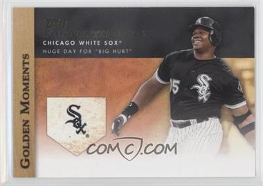 2012 Topps Golden Moments Series One #GM-35 - Frank Thomas
