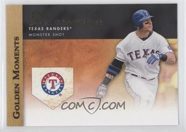 2012 Topps Golden Moments Series One #GM-4 - Josh Hamilton