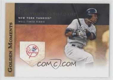 2012 Topps Golden Moments Series One #GM-43 - Curtis Granderson