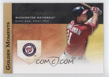 2012 Topps Golden Moments Series Two #GM-10 - Ryan Zimmerman