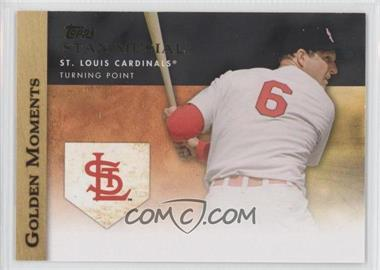 2012 Topps Golden Moments Series Two #GM-11 - Stan Musial