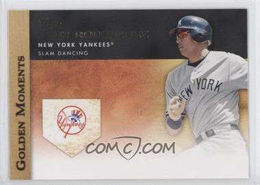 2012 Topps Golden Moments Series Two #GM-13 - Alex Rodriguez