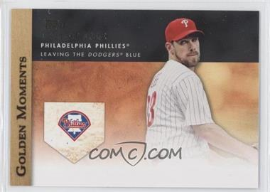 2012 Topps Golden Moments Series Two #GM-17 - Cliff Lee