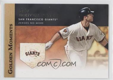 2012 Topps Golden Moments Series Two #GM-2 - Buster Posey