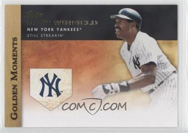 2012 Topps Golden Moments Series Two #GM-20 - Dave Winfield