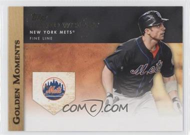 2012 Topps Golden Moments Series Two #GM-22 - David Wright
