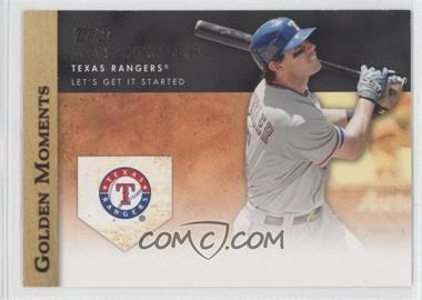 2012 Topps Golden Moments Series Two #GM-26 - Ian Kinsler