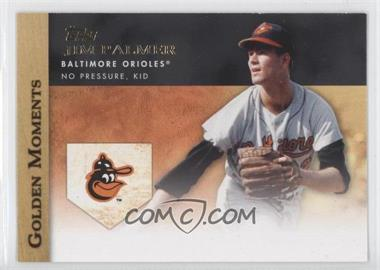 2012 Topps Golden Moments Series Two #GM-27 - Jim Palmer