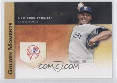 2012 Topps Golden Moments Series Two #GM-29 - Mariano Rivera
