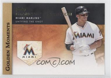 2012 Topps Golden Moments Series Two #GM-31 - Giancarlo Stanton