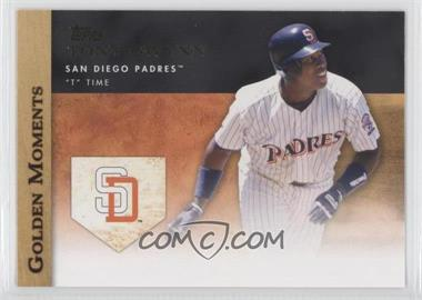 2012 Topps Golden Moments Series Two #GM-37 - Tony Gwynn
