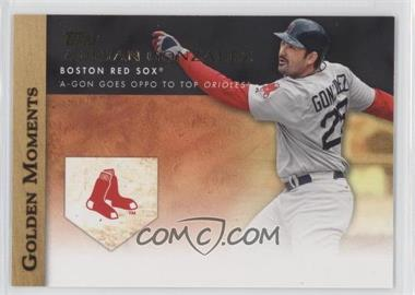 2012 Topps Golden Moments Series Two #GM-40 - Adrian Gonzalez