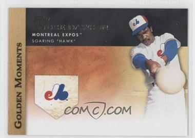 2012 Topps Golden Moments Series Two #GM-41 - Andre Dawson