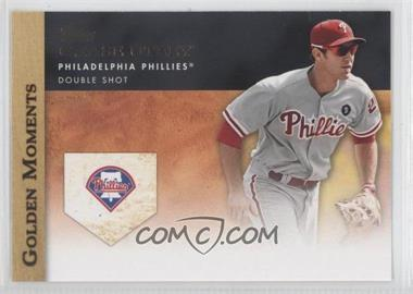 2012 Topps Golden Moments Series Two #GM-42 - Chase Utley