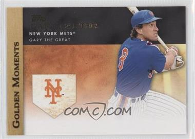 2012 Topps Golden Moments Series Two #GM-43 - Gary Carter