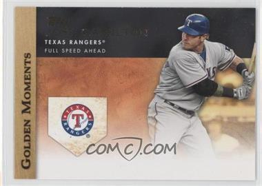 2012 Topps Golden Moments Series Two #GM-44 - Josh Hamilton