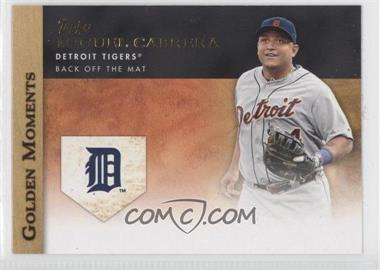 2012 Topps Golden Moments Series Two #GM-45 - Miguel Cabrera