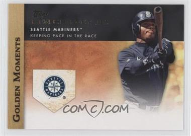 2012 Topps Golden Moments Series Two #GM-50 - Ken Griffey Jr.