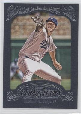 2012 Topps Gypsy Queen - [Base] - Blue #135 - Clayton Kershaw /599