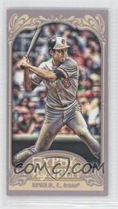 2012 Topps Gypsy Queen - [Base] - Mini Gypsy Queen Back #253 - Cal Ripken Jr.