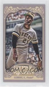 2012 Topps Gypsy Queen - [Base] - Mini Gypsy Queen Back #270 - Roberto Clemente