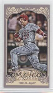 2012 Topps Gypsy Queen - [Base] - Mini #195 - Mike Trout