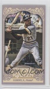 2012 Topps Gypsy Queen - [Base] - Mini #270.2 - Roberto Clemente (Batting)