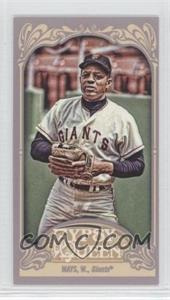 2012 Topps Gypsy Queen - [Base] - Mini #280 - Willie Mays