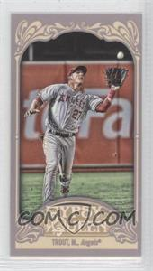 2012 Topps Gypsy Queen - [Base] - Mini #336 - Mike Trout