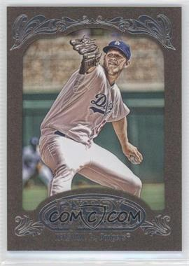 2012 Topps Gypsy Queen - [Base] - Retail Gold #135 - Clayton Kershaw