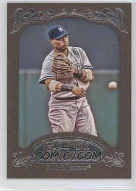2012 Topps Gypsy Queen - [Base] - Retail Gold #190 - Robinson Cano