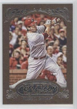2012 Topps Gypsy Queen - [Base] - Retail Gold #197 - David Freese