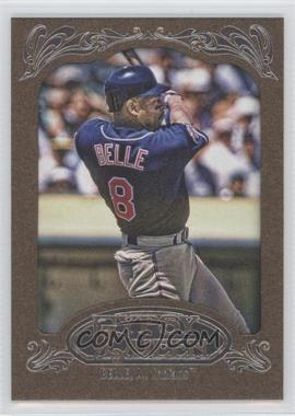 2012 Topps Gypsy Queen - [Base] - Retail Gold #225 - Albert Belle