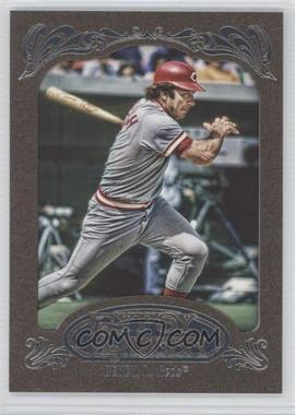 2012 Topps Gypsy Queen - [Base] - Retail Gold #226 - Johnny Bench