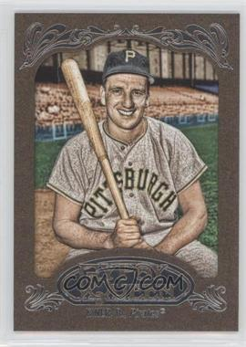 2012 Topps Gypsy Queen - [Base] - Retail Gold #227 - Ralph Kiner