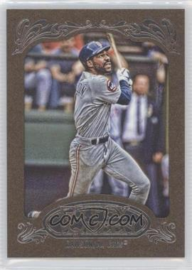 2012 Topps Gypsy Queen - [Base] - Retail Gold #231 - Andre Dawson