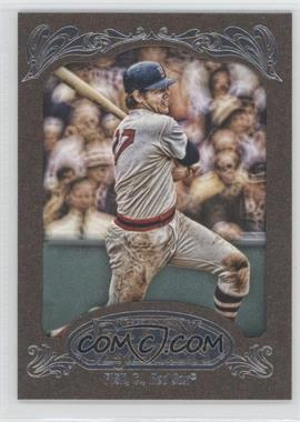 2012 Topps Gypsy Queen - [Base] - Retail Gold #234 - Carlton Fisk