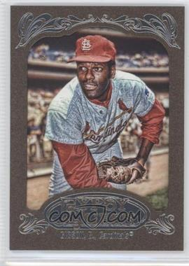 2012 Topps Gypsy Queen - [Base] - Retail Gold #237 - Bob Gibson