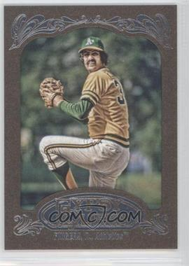 2012 Topps Gypsy Queen - [Base] - Retail Gold #238 - Rollie Fingers