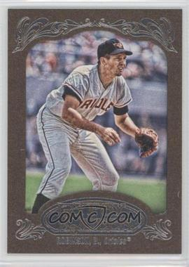 2012 Topps Gypsy Queen - [Base] - Retail Gold #254 - Brooks Robinson