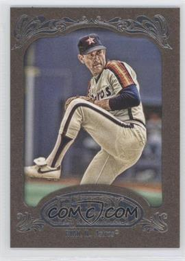 2012 Topps Gypsy Queen - [Base] - Retail Gold #256 - Nolan Ryan