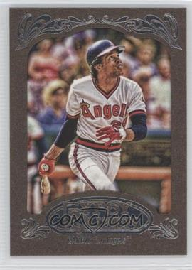 2012 Topps Gypsy Queen - [Base] - Retail Gold #268 - Rod Carew