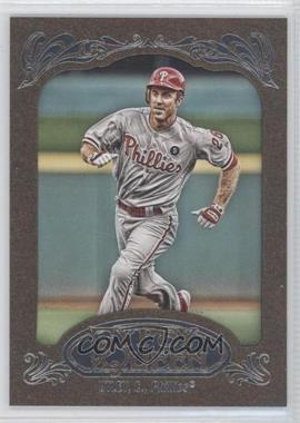 2012 Topps Gypsy Queen - [Base] - Retail Gold #286 - Chase Utley