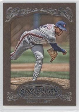 2012 Topps Gypsy Queen - [Base] - Retail Gold #295 - Dwight Gooden