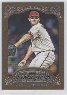 2012 Topps Gypsy Queen - [Base] - Retail Gold #71 - Ian Kennedy