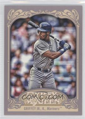 2012 Topps Gypsy Queen - [Base] #250.2 - Ken Griffey Jr. (Batting Stance)