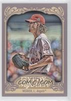 Jered Weaver (Looking For the Sign)