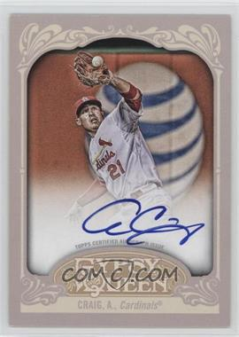 2012 Topps Gypsy Queen - Certified Autograph - [Autographed] #GQA-ACR - Allen Craig