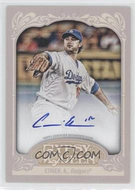 2012 Topps Gypsy Queen - Certified Autograph - [Autographed] #GQA-AET - Andre Ethier