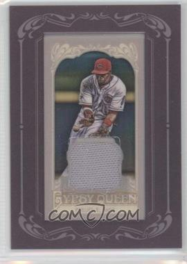 2012 Topps Gypsy Queen - Framed Mini Relic #GQMR-BP - Brandon Phillips